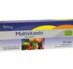 Multivitamin Oral Liquid