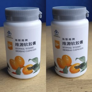 Hypoglycemic Herbal Cap