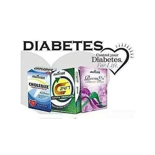 Alliance Diabetic Pack