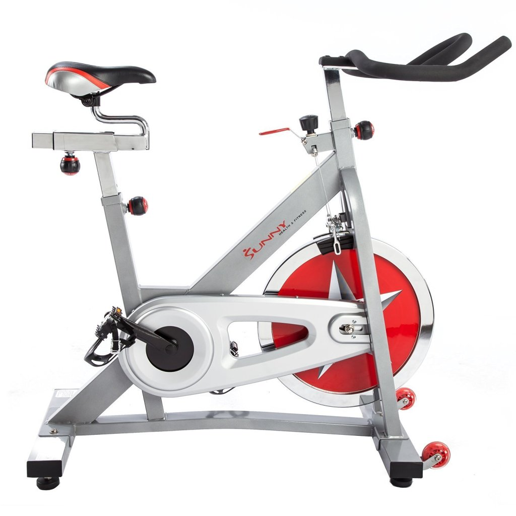 Sunny Health & Fitness Pro Indoor Cycling Bike Review