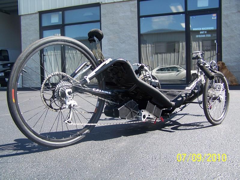 Recumbent E Trike Projects Electric Trike