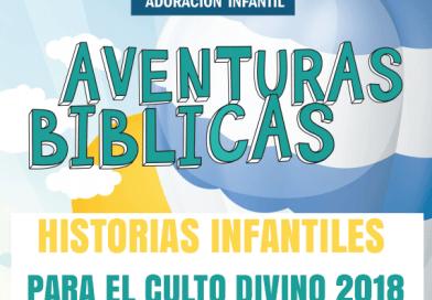 Historias Infantiles para el Culto Divino 2018