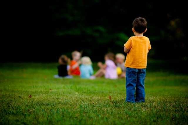 ostracismo en la infancia