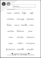 lectoescritura-letra-s-ficha-1