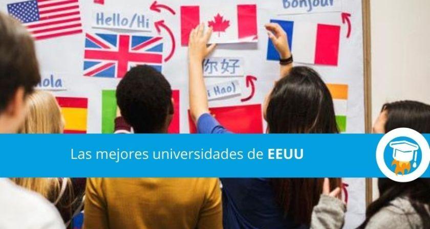 principales universidades de USA