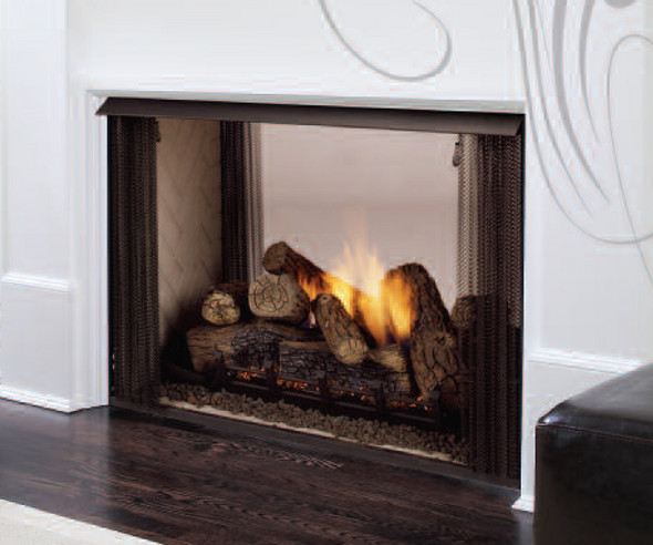 Gas Natural Packages Ventless Fireplace