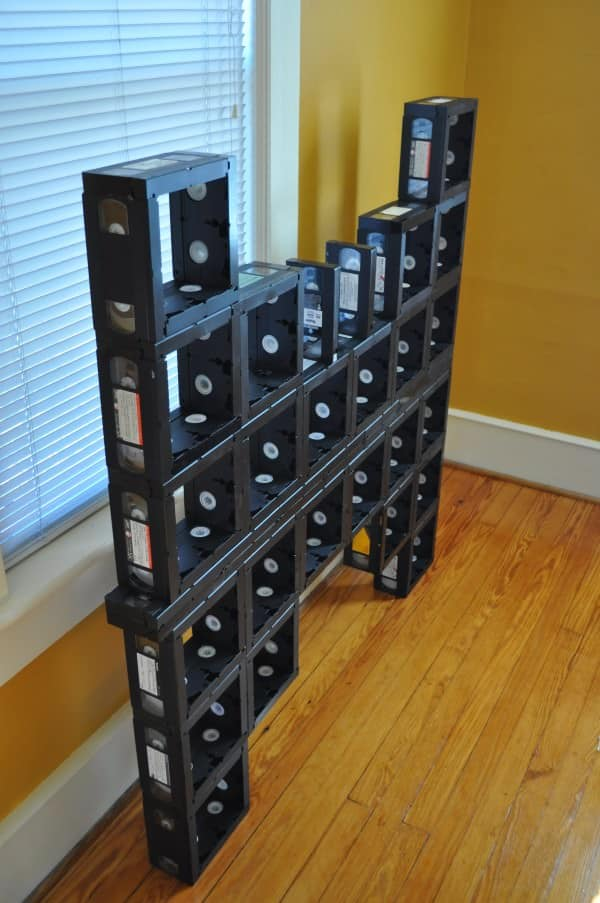 The Vhs Tapes Butterfly Recyclart