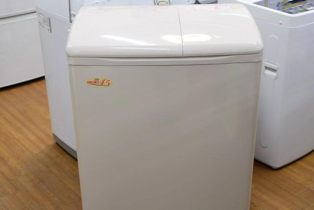 >2槽式洗濯機 日立 PA-T45K5