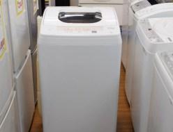 5.0㎏洗濯機 日立 NW-50E