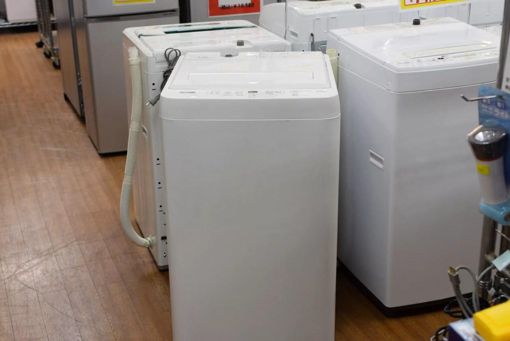4.5㎏洗濯機 ヤマダ YWM-T45H1