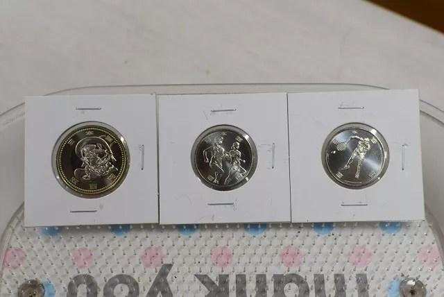 東京オリンピック・パラリンピック 記念硬貨