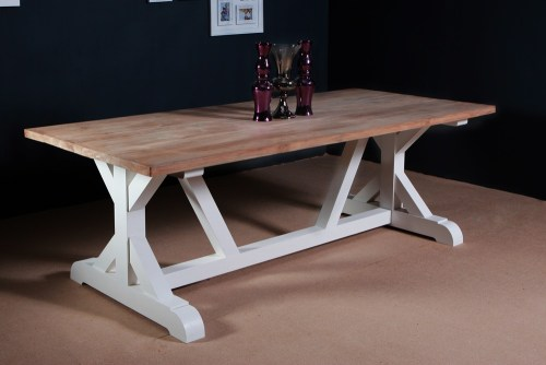 recycled furniture - teak table - PFIT-05