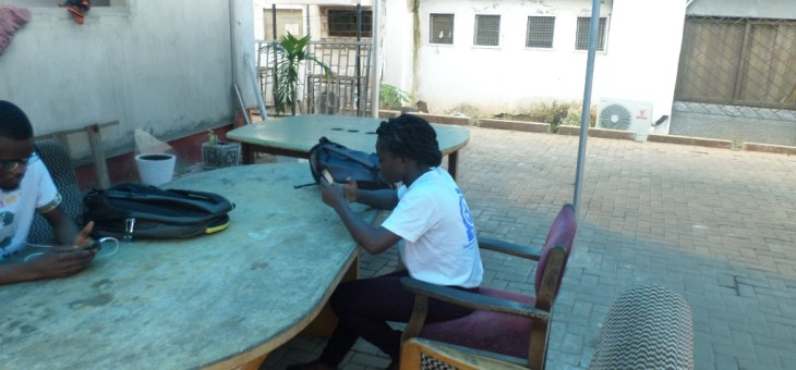 Recycle Up! Ghana-Accra Chapter Tells Its Story On Radio Univers