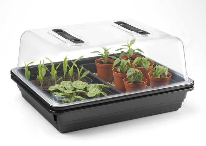 The essential heated propagator