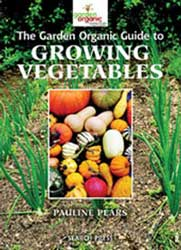 Growing Vegetables by Pauline Pears