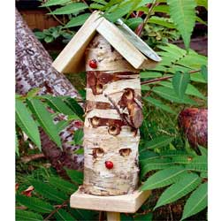 Wildlife World Ladybird and Insect Tower