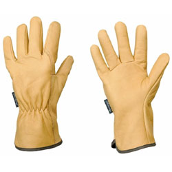 Rostaing Expert Premium Leather Gardening Gloves