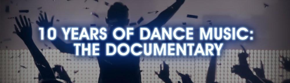 10 лет танцевальной музыки
