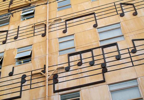 музыка повсюду