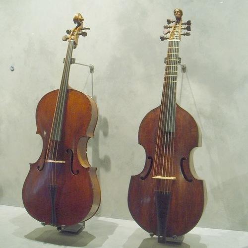 Скрипка Черутти