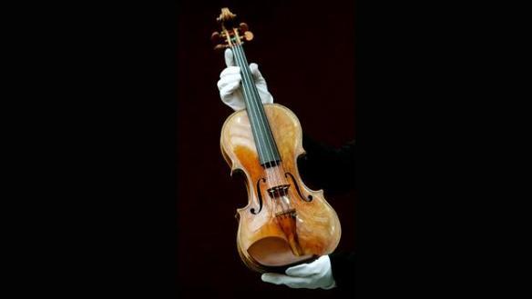 Хаммер - скрипка