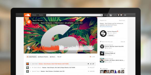 Soundcloud продвижение 2