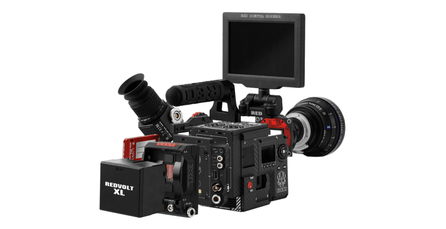 RED Digital Cinema   Accessories   Modules  Displays  Media  Lenses     Accessory Packages