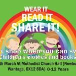 Facebook Header Design Childrens Swap Shop Wantage