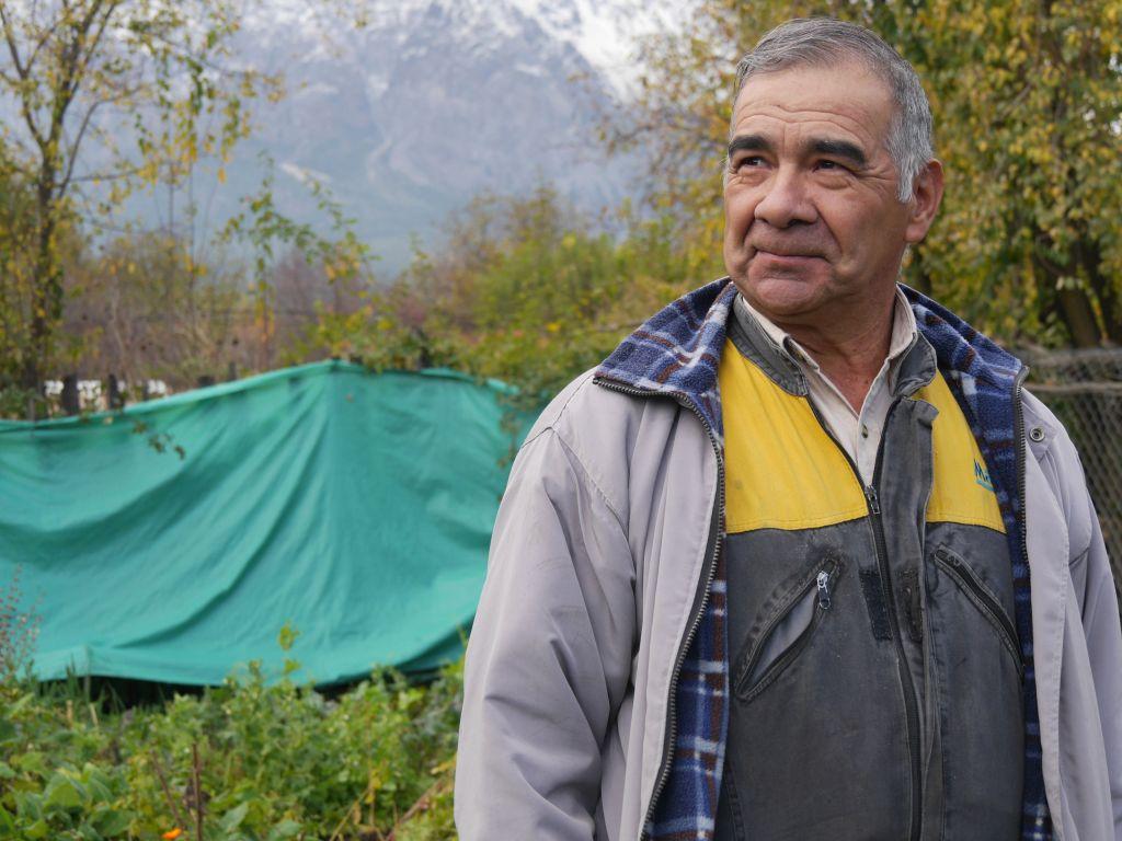 Ramón Domínguez, operador de salud mental.