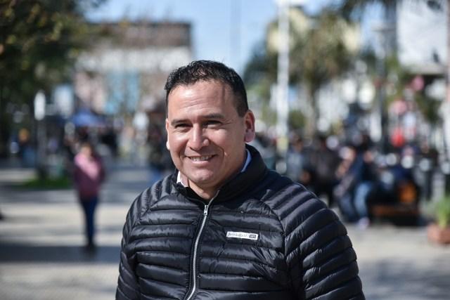 Juan Enriquez creció en Villa Palito y lideró el proceso de urbanización del barrio por dos décadas. Foto: Rodrigo Mendoza
