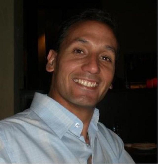 El psicólogo Aquiles Rafael Pérez Delgado hizo dos posgrados en la Argentina.