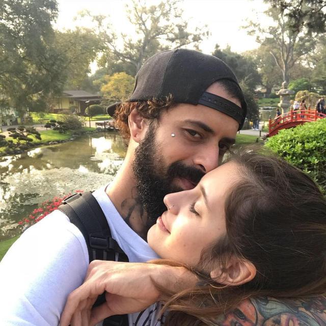 Gilberto y Lucía, un venezolano y una argentina, ahora viven juntos.