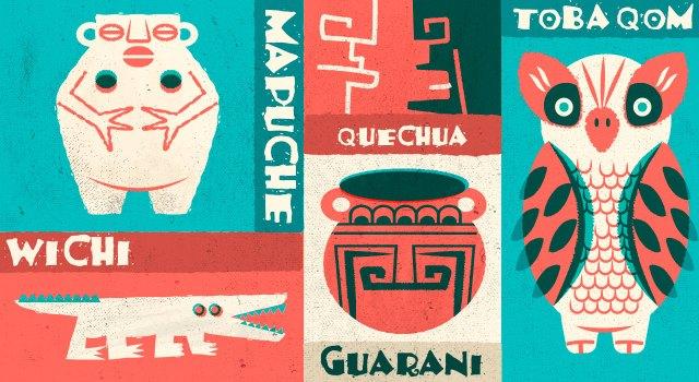 Resultado de imagen para lenguas indigenas argentina