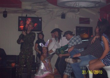 Halloween Party @ Classic Caffe
