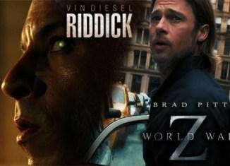 Riddick si World War Z
