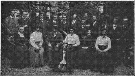 oude foto van Blommestein