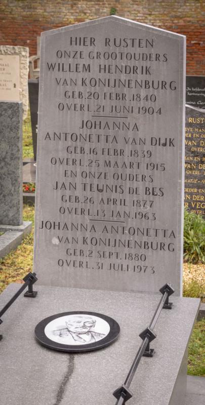 Noordwijk algemene begraafplaats