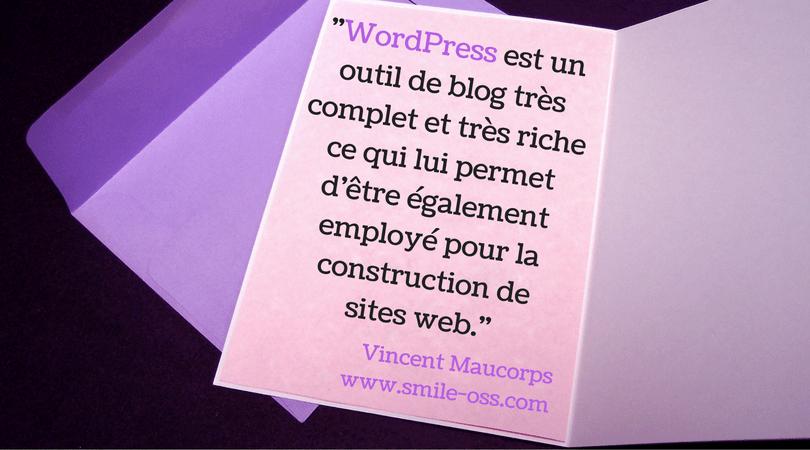 WordPress: pour publier vos contenus, promouvoir et vendre