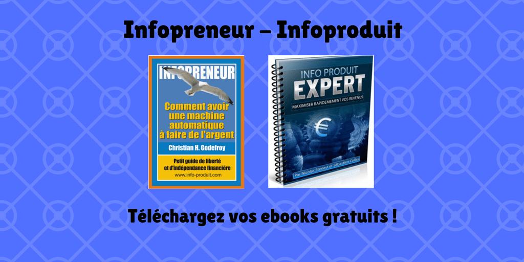 Infopreneur & Infoproduit: soyez proactif en revenus passifs
