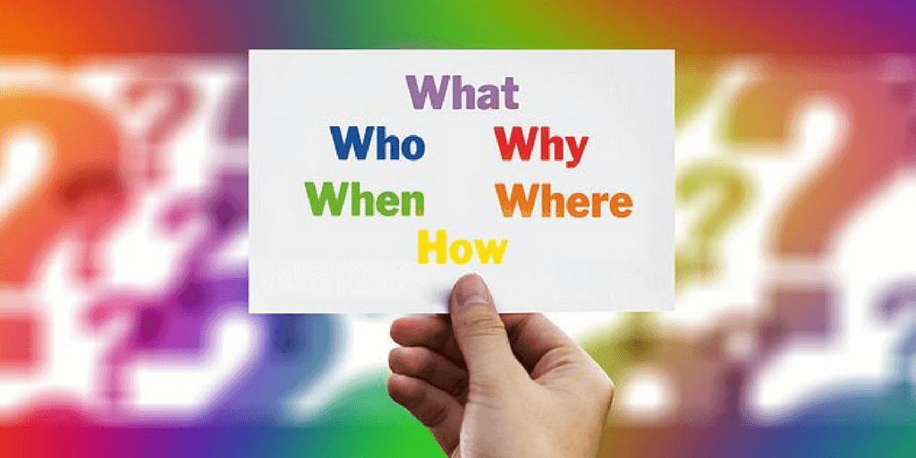 5W + 2H + G: voici une méthode efficace pour écrire vos articles