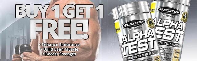 Buy Muscletech Alpha Test