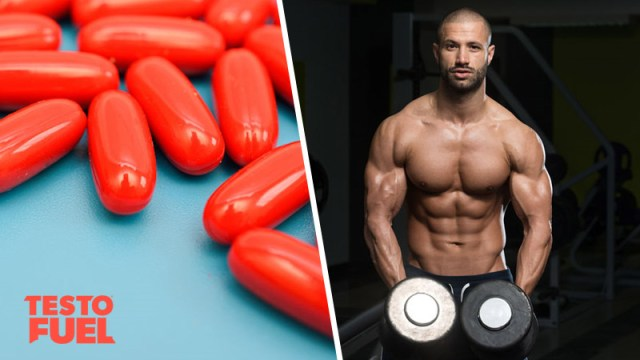 Testofuel ingredients and benefits