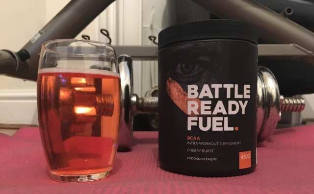 BRF workout supplements review