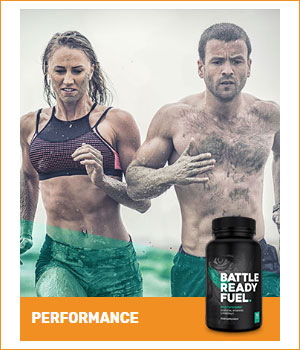 Battle Ready Fuel performance supplements