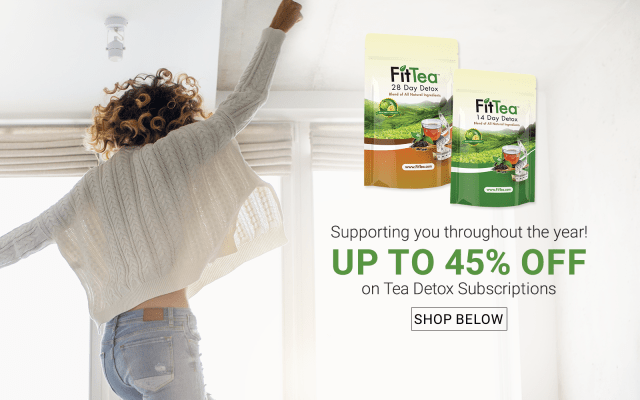 order Fittea detox tea