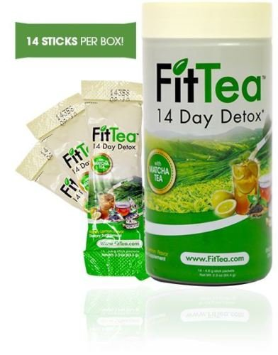 Fit Tea 14 day detox tea