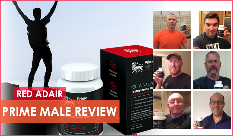 Prime Male Review - Learn Revealing Stuff About This Product