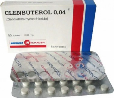 Clenbuterol steroids review