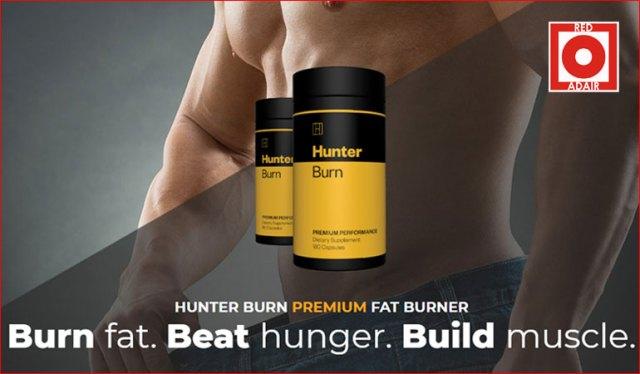 Hunter Fat Burner Supplements for men