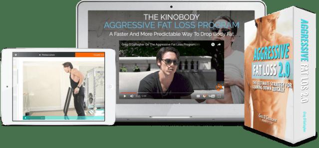 Kinobody fat loss program